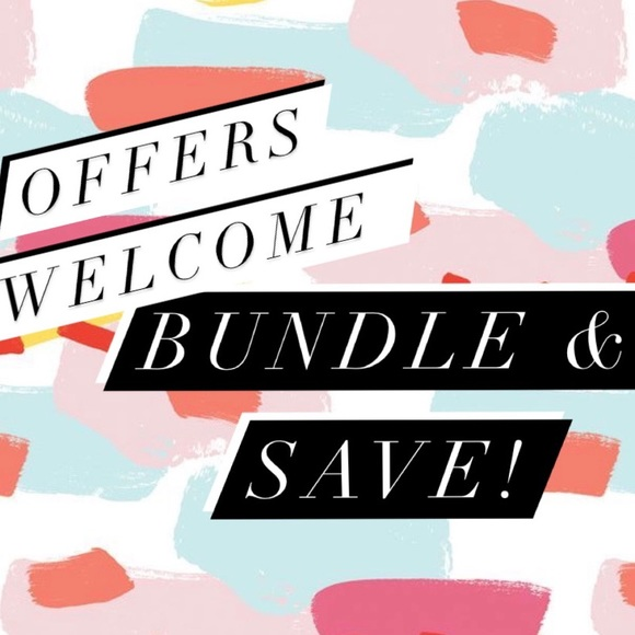 Other - Offers Welcome/BUNDLE & SAVE